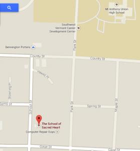 The School of Sacred Heart - Google Maps